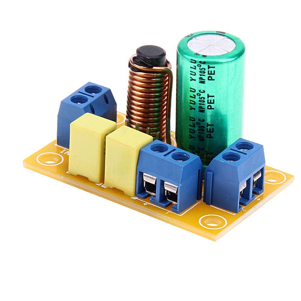 Einstellbare Bass/Höhen Zwei Teiler HIFI Modul 30Hz-20 KHz Digital Verstärkermodul für Lautsprecher Audio Crossover