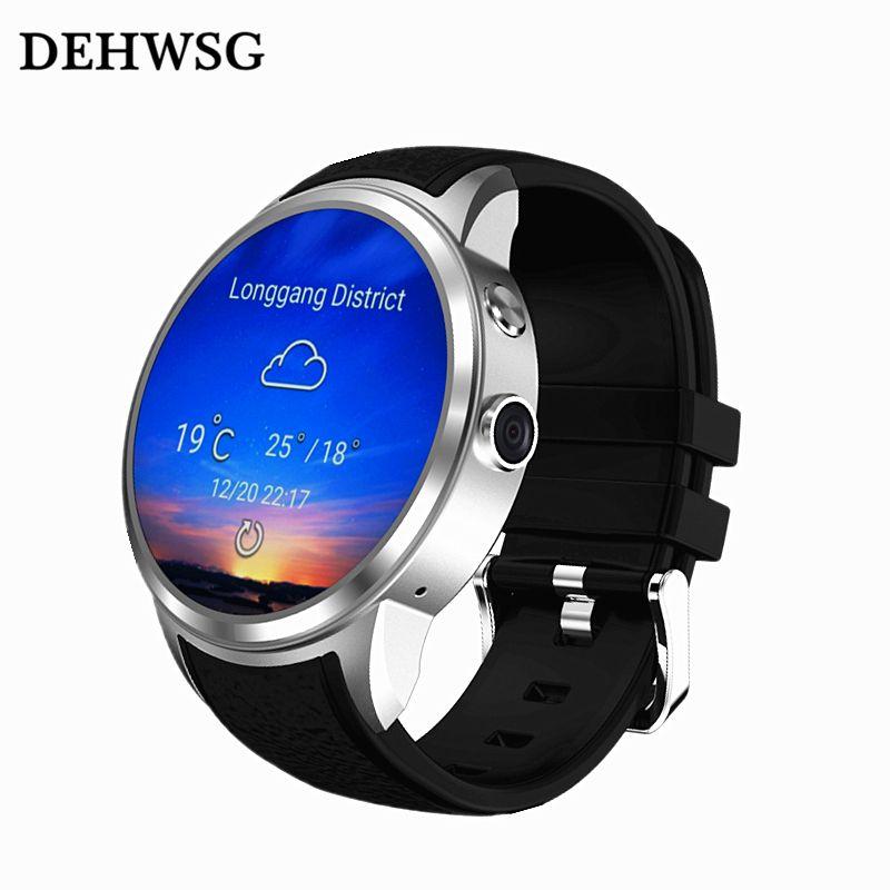 DEHWSG Smart watch X200 Android 5.1 1+16GB IP67 waterproof Smartwatch Support 3G WIFI GPS Nano SIM card Heart Rate 2.0 Camera
