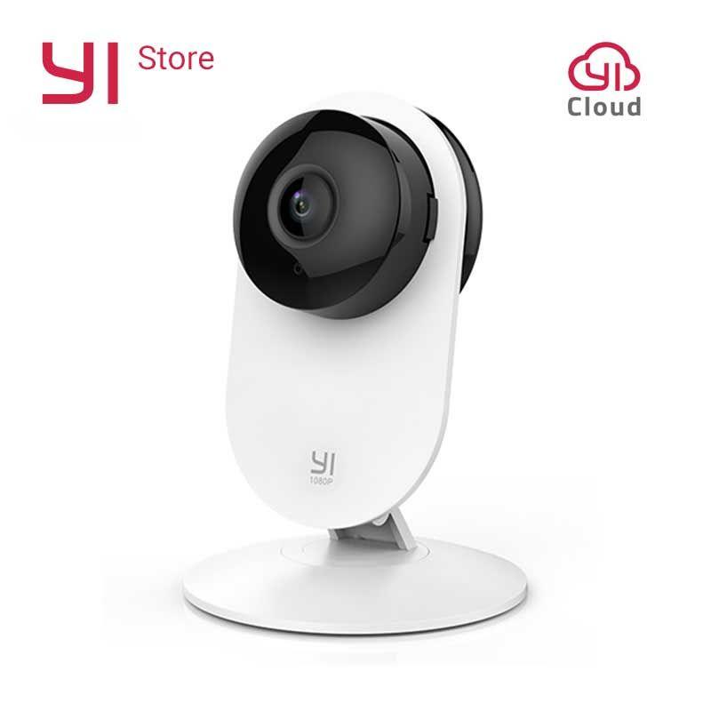YI 1080 p caméra à domicile bébé détection de pleurs conception de pointe Vision nocturne WIFI sans fil IP système de Surveillance de sécurité Global