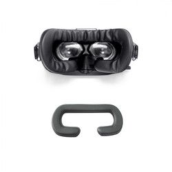 linhuipad Foam Replacement  Eye Mask Pad For HTC VIVE Headset VR face PU Leather Foam Cover Masks Virtual Reality Accessories