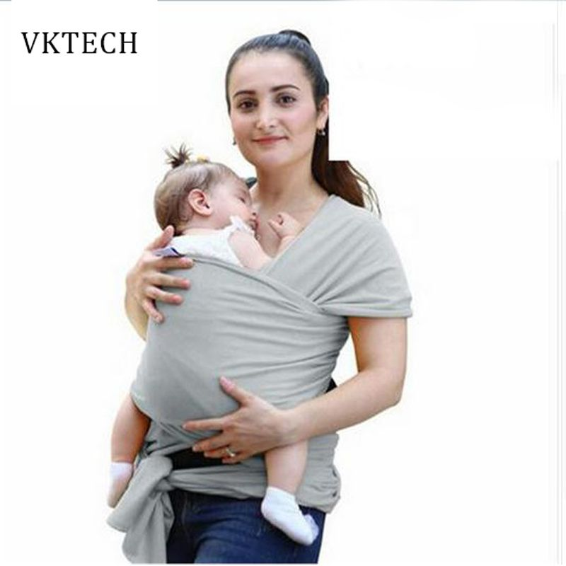 Baby Wrap Sling Front Facing <font><b>Carrier</b></font> Cover Backpack For Baby Kids Children Hipseat Nursing Cover Kangaroo Wraps