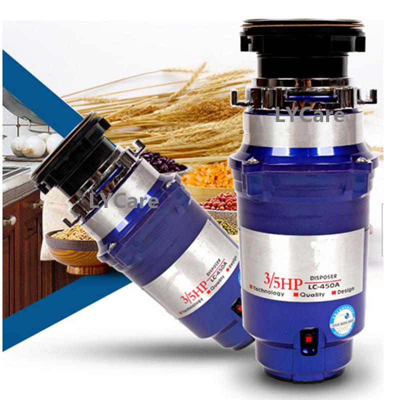 Küche Lebensmittel Abfall Entsorgung Brecher Lebensmittel Entsorger Küchengeräte Müll Entsorger Prozessor Motor 50 hz 350 watt