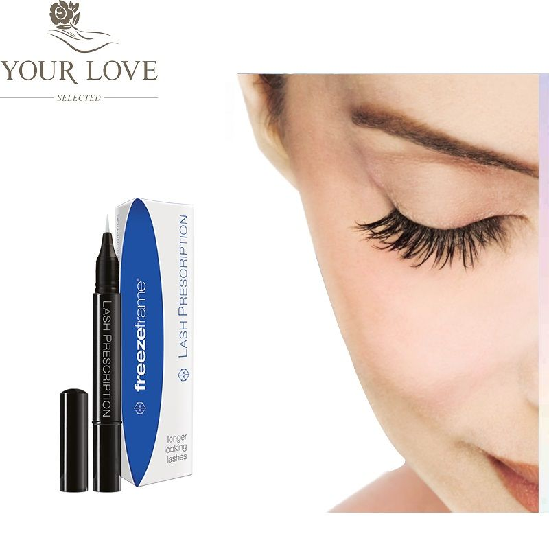 Freezeframe Potent Lash Prescription increase lash length & fullness, Lash appearance Safe Non-hormone Eyelash Growth Treatment