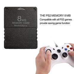 Wholesale 8M 8 MB Memory Card Save Game Data Stick Module For Sony Playstation 2 PS2 High Quality For PS2 Memory Card