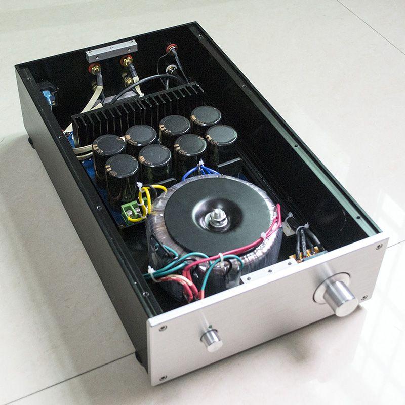 Heißer verkauf IRAUD350 stereo-klasse-d-digitalverstärker fertige maschine