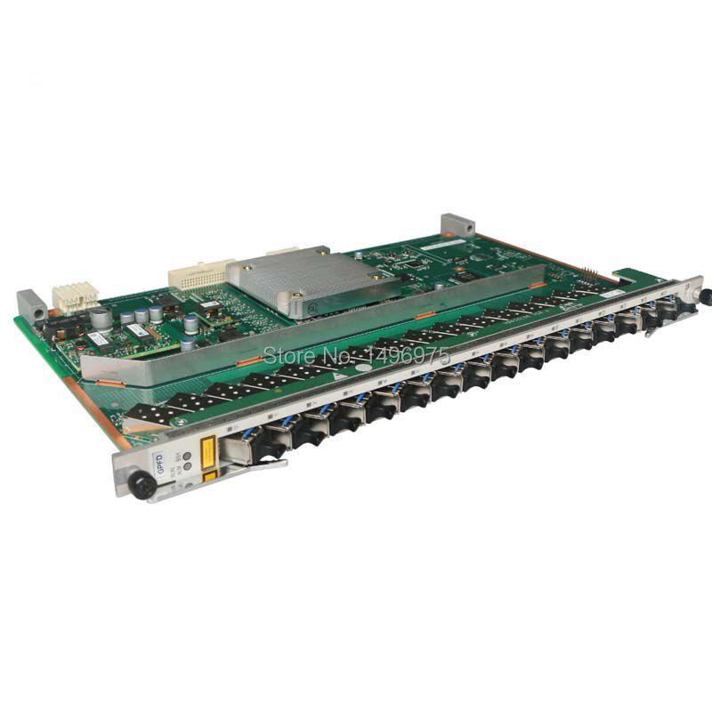 Marke neue ursprüngliche Hua wei 16 ports GPON GPFD bord für MA5680T oder MA5683T OLT, mit 16 C + module enthalten.
