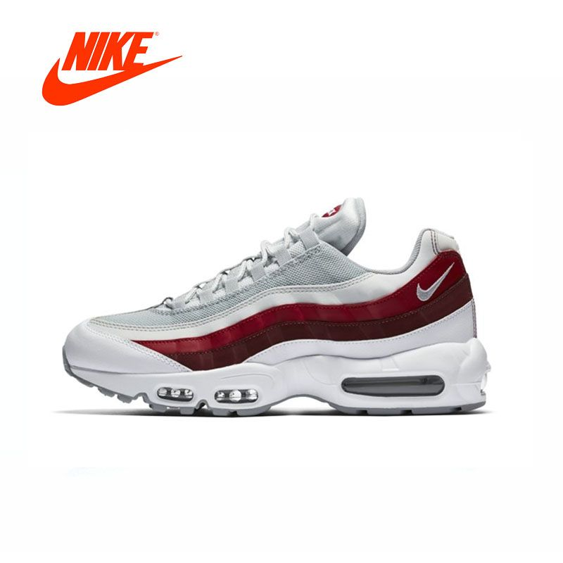 Original New Arrival Authentic NIKE AIR MAX 95 ESSENTIAL Mens Running Shoes Sneakers Outdoor Walking Jogging Comfortable