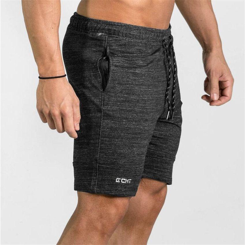 2017 Mens Brands High Quality Cotton Men Shorts Summer beach Fashion The Pocket Zipper Short Pants Hot <font><b>selling</b></font>
