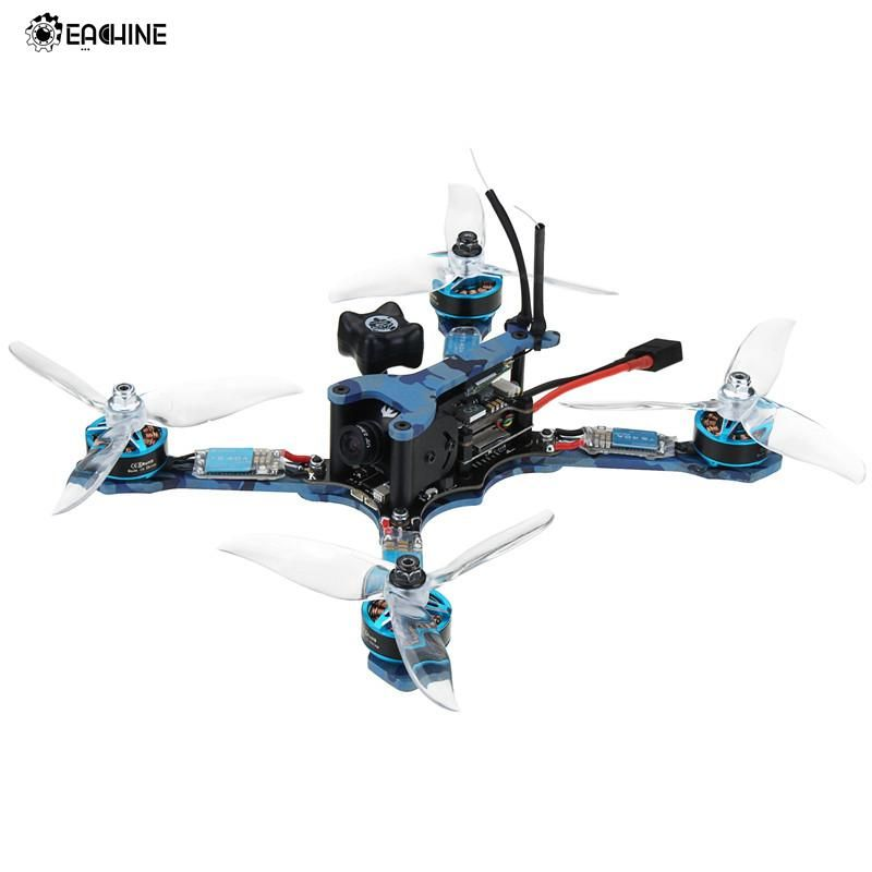 Eachine Wizard TS215 FPV Racing RC Drone F4 5.8G 72CH 40A BLHeli_32 720P DVR RunCam Swift 2 BNF PNP