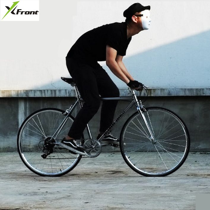New Brand 52cm carbon steel frame 700CC wheel 7 speed Retro road bike outdoor sport bicicletas bicycle