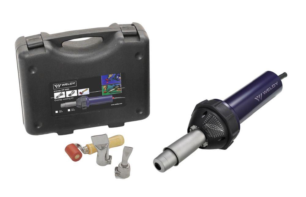 WELDY 1600W hot air gun heating gun plastic welding gun from Swiss technology and engineering PVC TPO membranes welding