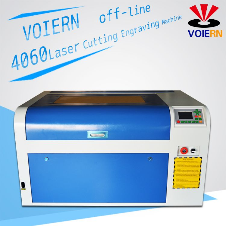 Free ship to Moscow! WR4060 50W RUIDA co2 laser engraving machine,220v/100v laser cutter, CNC engraving machine
