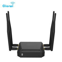 Router 3G 4G Wifi Modem dengan SIM Card Slot Memory 128 MB 300 Mbps 12 V LTE Buka WRT wireless USB Wifi Router Jaringan SMA Connector