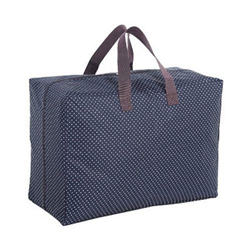 Neue Ankunft Tragbare Mann Frau Reise Duffle Dot Blumen Pup Muster Große Wasserdichte Taschen Organizer Handtasche reisetasche