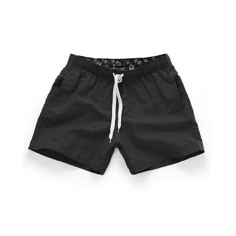 Hommes séchage rapide Shorts de bain maillots de bain hommes maillot de bain maillot de bain maillot de bain Shorts de plage avec poche porter des slips de Surf Shorts de planche