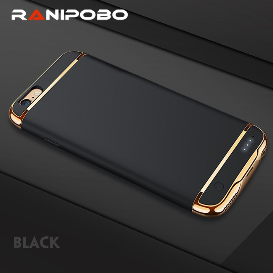 3500mAh Fashion Battery Charger Case For iPhone 6 6 plus Power Bank Ultra Thin External Backup Battery Case for iphone 7 7 plus