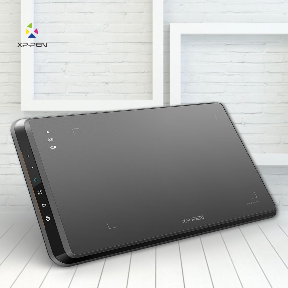 XP-Stylo Star05 Sans Fil Batterie-livraison Stylet Graphique Dessin Tablet/Planche à Dessin avec Tactile Touches Express openCanvas pour le Cadeau