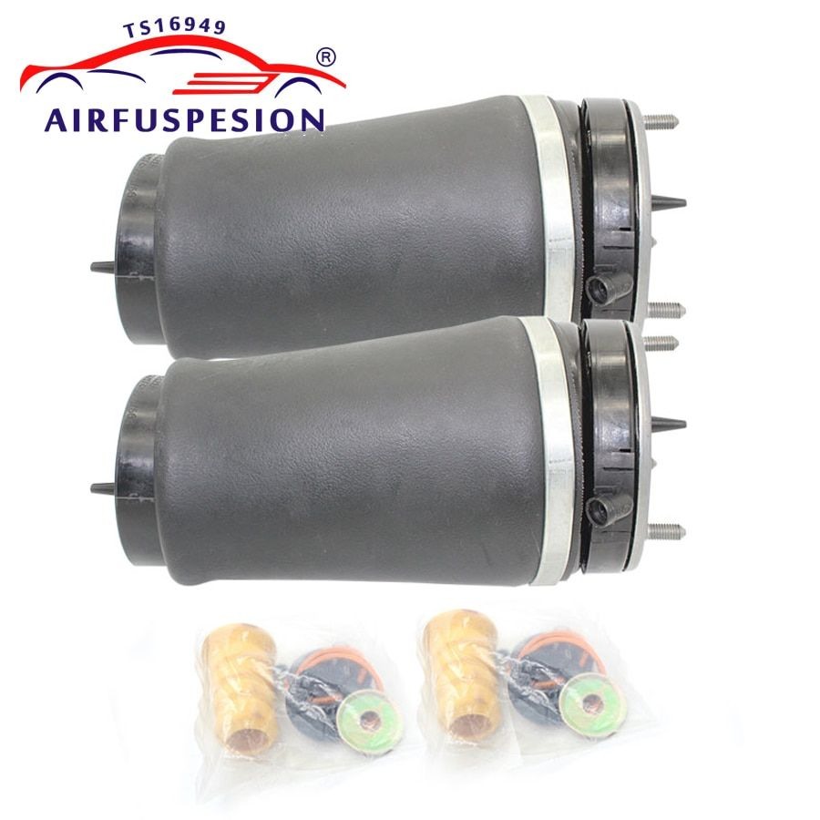 Für Land Rover Range Rover L322 Paar Air Spring Bag Front Air Suspension Reparatur Kit RNB000750 RNB000740G RNB501520 2003- 2012