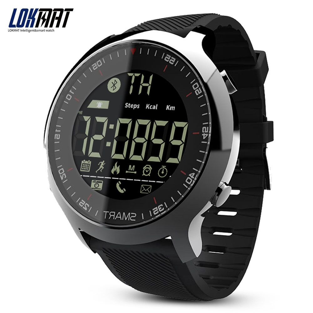 Sport Smartwatch Bluetooth Waterproof IP68 Passometer Call Reminder Ultra-long Standby digital smart watch men for ios Android