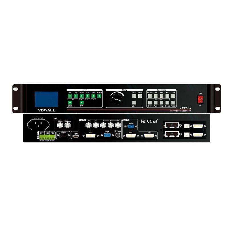 VDWALL LVP505 led video processor lvp505 VDWALL controller LVP505 for led video wall