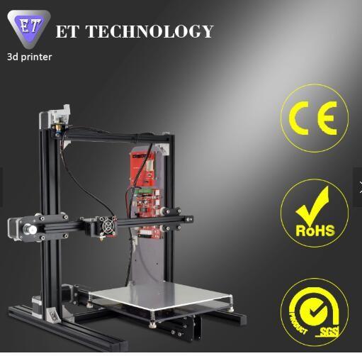 High Precision Printer 3D Low Cost Printer 3D Model
