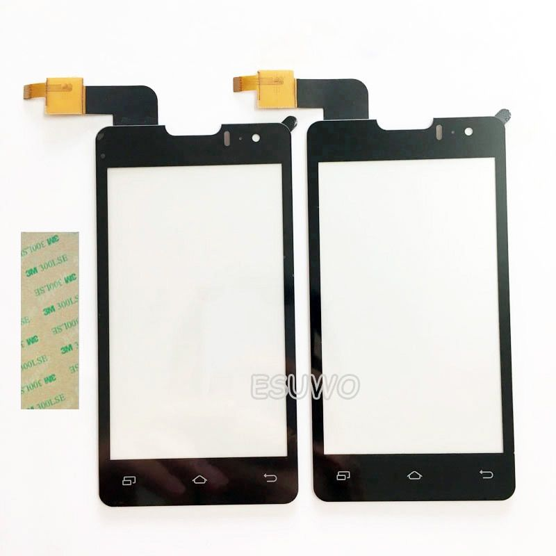 4.0 Inch Touchscreen For DNS S4003 Touch Screen innos i6s i3 Digitizer S4003 Touch Panel Black Color +3M Sticker