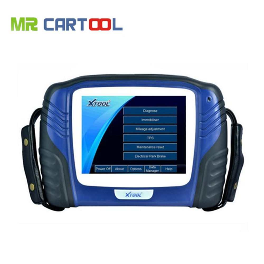 New Arrival 100% Original XTOOL PS2 GDS Gasoline Universal Car Diagnostic Tool Update Online without Plastic box