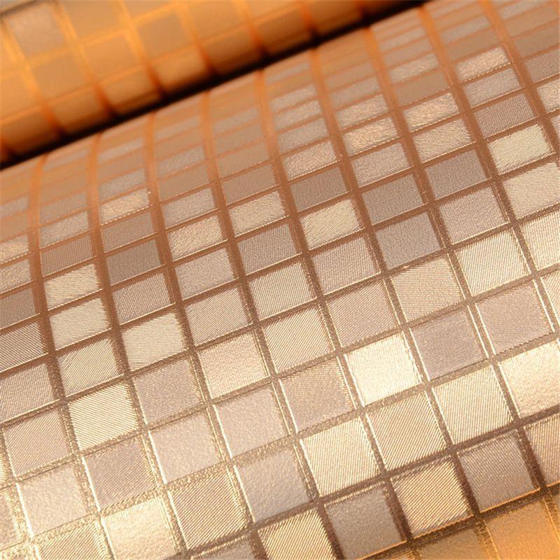 Beibehang Goldene Mosaik wallpaper für wände modernen tapetenbahn wandpapierrolle 3d tapete für wohnzimmer Dekoration
