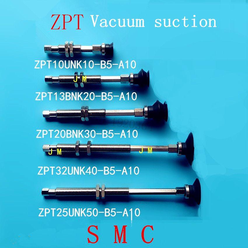 Zpt манипулятор силиконовые промышленных пневматические Чак SMC ребристые двойной слой и вся серия вакуумных чашек 1 шт.