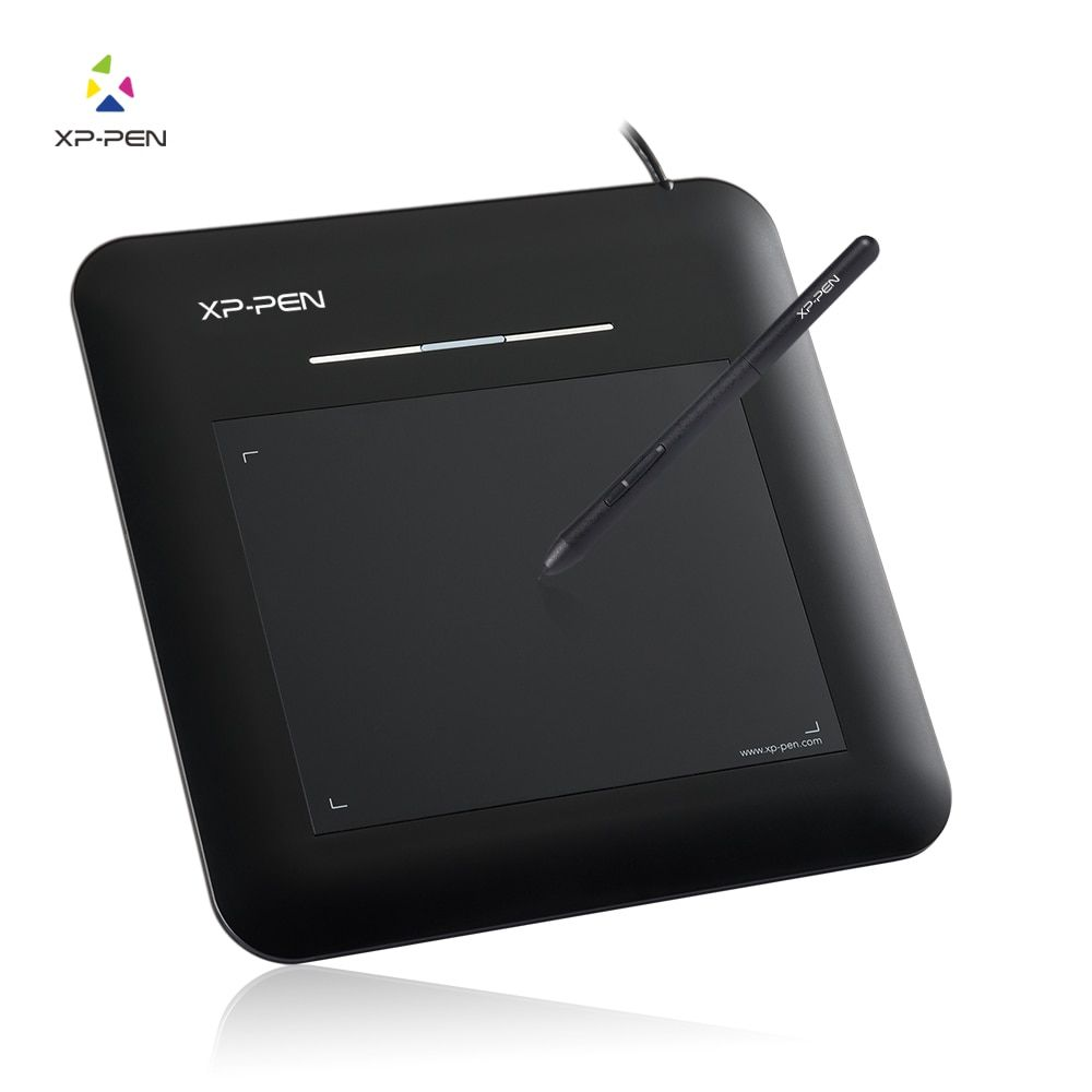 XP-Pen G540 5.5 x 4 inch Graphic Drawing Tablet Writing Board for Game OSU and Battery-free stylus- designed! Gameplay Pen