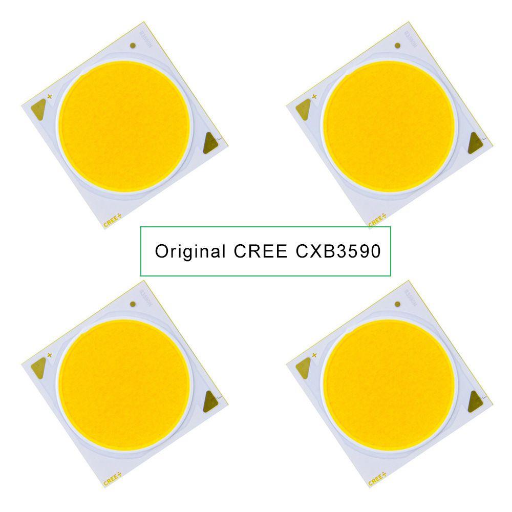 Original Cree COB CXB3590 CXB 3590 led wachsen licht 3000 K/3500 K/5000 K 80 CRI 36V cob led wachsen licht für medizinische pflanzen