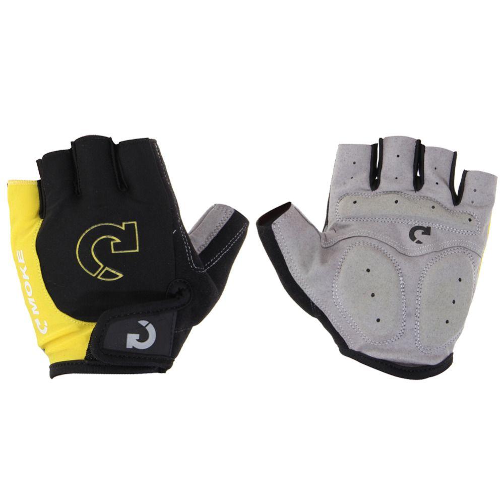Radfahren Handschuhe Half Finger Männer Frauen Sommer Sport Anti Slip Bike Handschuh Gel Pad Motorrad MTB Fahrrad Handschuhe Guantes Ciclismo