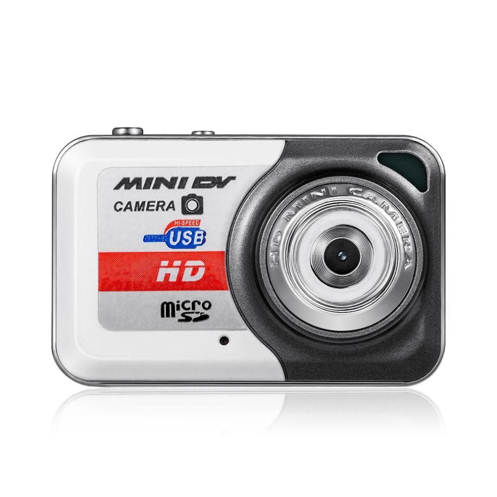 HD ultra portátil 1280*1024 mini cámara X6 grabadora de vídeo digital pequeña cámara