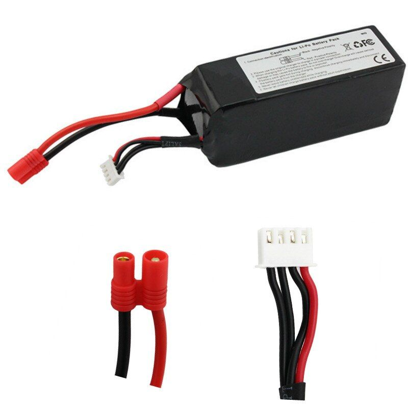 11.1V 5200mAh Lipo Battery 3S 15C Walkera QR X350 PRO for RC Quadcopter Helicopter Drone Batterry