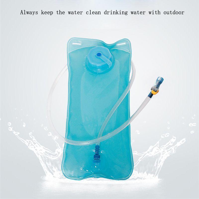 2L Wasser Blase Tasche Rucksack Trinksystem Camping Wandern Wasser Bag Drop Shipping