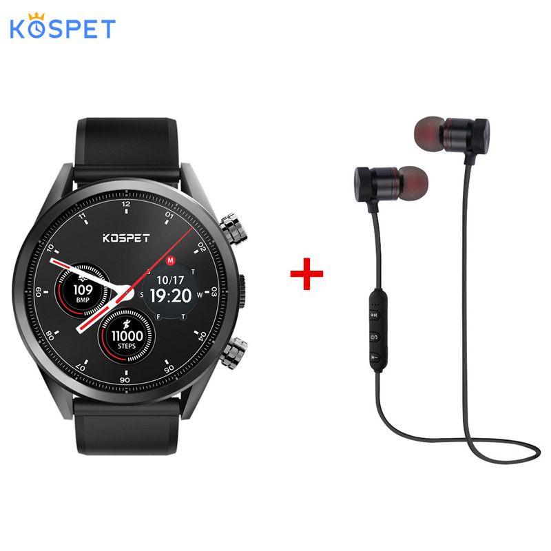 Kospet Hoffen 4G Smartwatch Telefon 1,39 zoll Android 7.1 MTK6739 Quad Core 1,3 GHz 1GB RAM 16GB ROM 8.0MP Kamera 620mAh Eingebaute