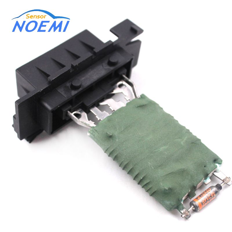 YAOPEI  For Vauxhall Opel Corsa D 2007-Onwards Heater Blower Resistor 13248240 PAAC0296 55702407 77364061 6845796