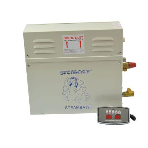 Dampf Generator 9KW 220 V ST-135M nass sauna mit externen controller für sauna und bad SPA dusche