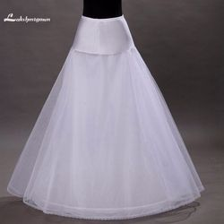 2019 New Arrives 100% High Quality A Line Tulle Wedding Bridal Petticoat Underskirt Crinolines for Wedding Dress