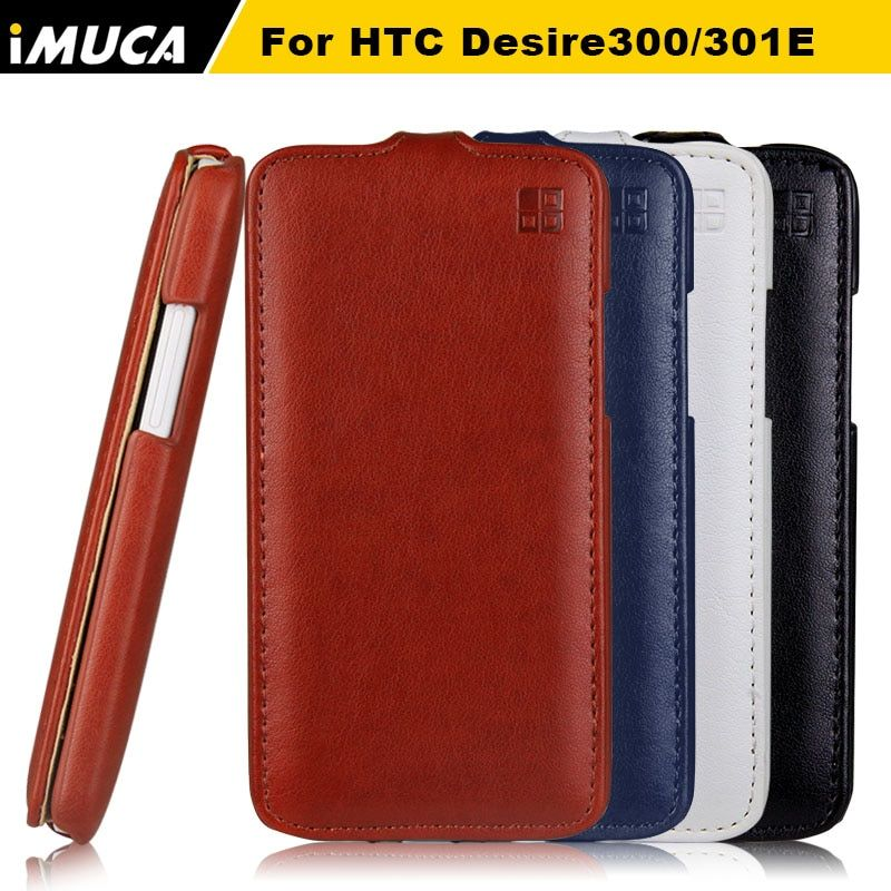 Телефон шкафы Для HTC Desire 300 301E флип дело чехол для htc 300 imuca случай мобильного телефона аксессуары и сумка завод питания оригинал