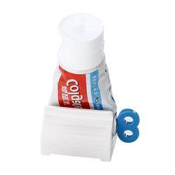 Подходящая зубная паста роликовая трубка зубная паста соковыжималка подставка держатель аксессуары для ванной комнаты