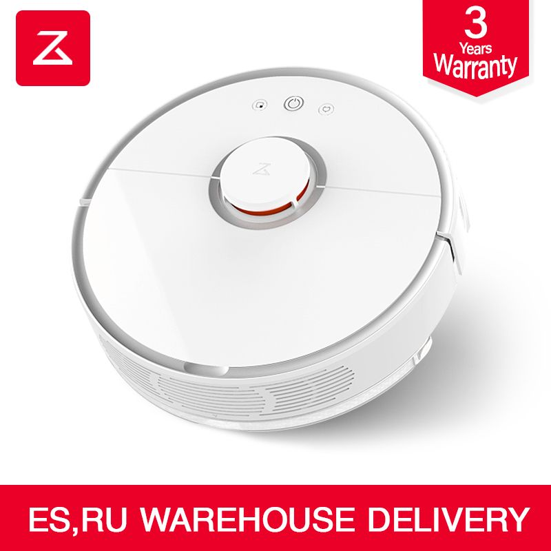roborock s50 robot vacuum cleaner 2 for Home Wireless/cordless smart planned route APP control automatic sweep and mop cleaner