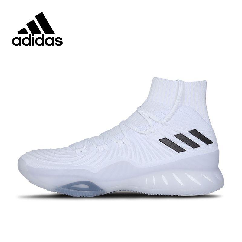 Neue Ankunft Authentische Adidas Verrückte Explosive Boost männer Atmungs Basketball Schuhe Sport Turnschuhe