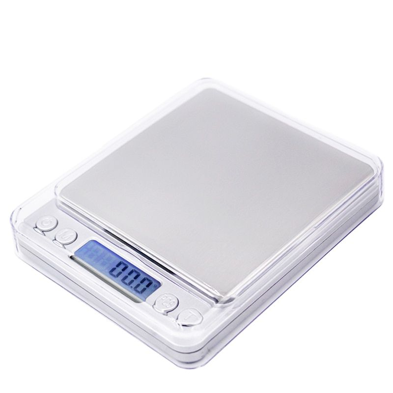 3000g x 0.1g Digital Pocket Scale 3kg 0.1 Jewelry scales electronic kitchen <font><b>weight</b></font> Scale