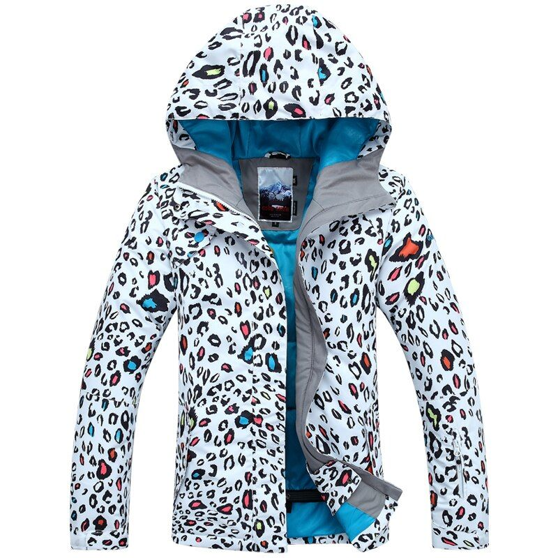 GSOU SNOW 2017 New Designer Snowboard Jacket Male Outdoor Hiking and Camping Coat Winter Waterproof Windproof Clothing for women