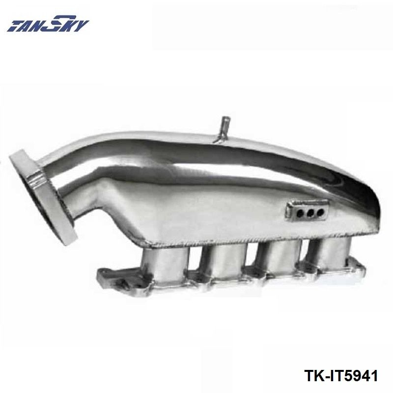 TANAKY -  Engine Swap Turbo Intake Manifold For MITSUBISHI EVO 1-3 High Performance Polished TK-IT5941