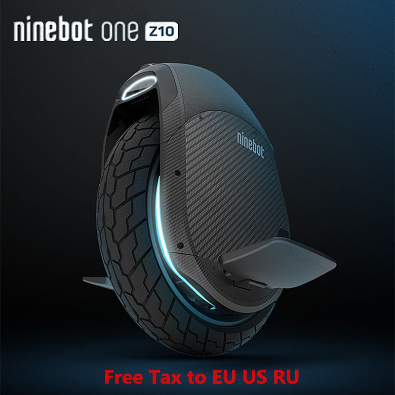 2018 Original Ninebot One Z10 Z6 Self Balancing Electric Scooter 45km/h Support Bluetooth APP Foldable Unicycle Motor Hoverboard