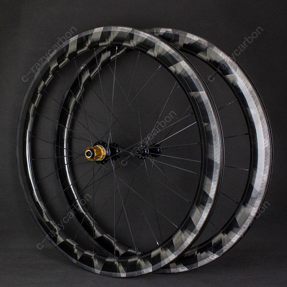 2019 leichte X Räder 30/50mm Klammer/Rohr Räder Super Licht Rim Road Fahrrad Felgen Auf Verkauf mit AC3 Bremse Track