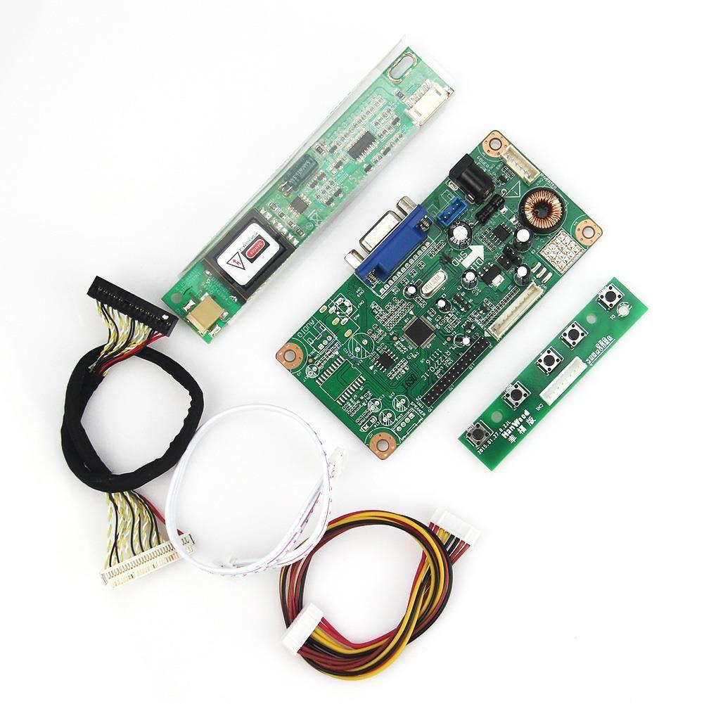 Für LP171WP4 (TL) (B1) LTN170X2-L02 Control Treiberplatine VGA LVDS Monitor Wiederverwendung Laptop 1440x900 freies Verschiffen