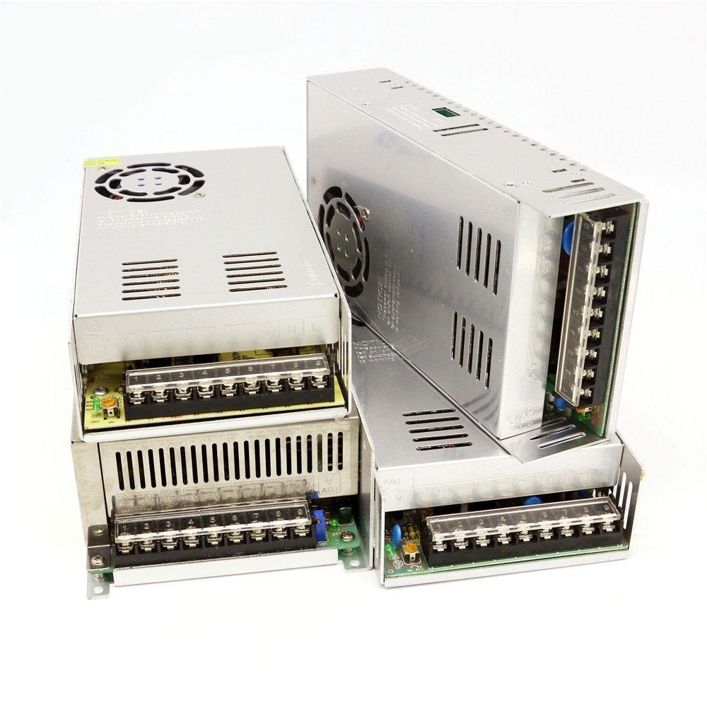 DC 24 V 480 W 48 V 400 W 500 W 1000 W 8A 10A 20A adaptateur d'alimentation à tension constante pour LED